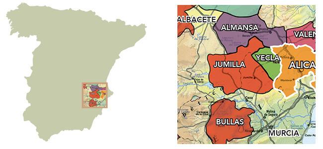 Region Jorge Ordonez Selections